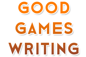 Good Games Writing
